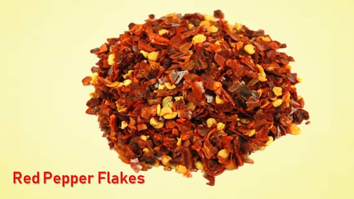 red pepper flakes substitute