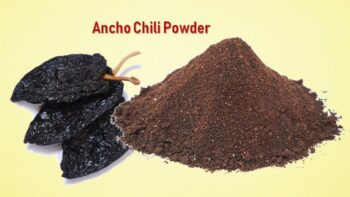substitute for ancho chili powder