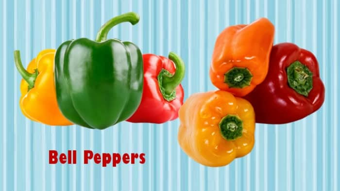 bell pepper substitute