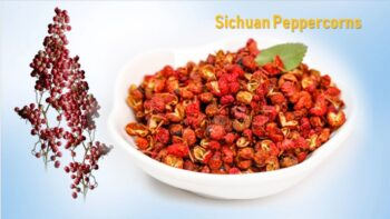 sichuan peppercorns substitute