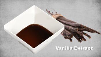 vanilla extract substitute