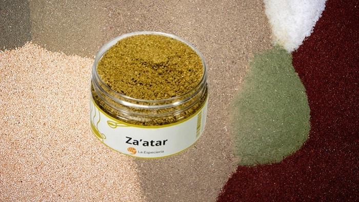 zaatar substitute