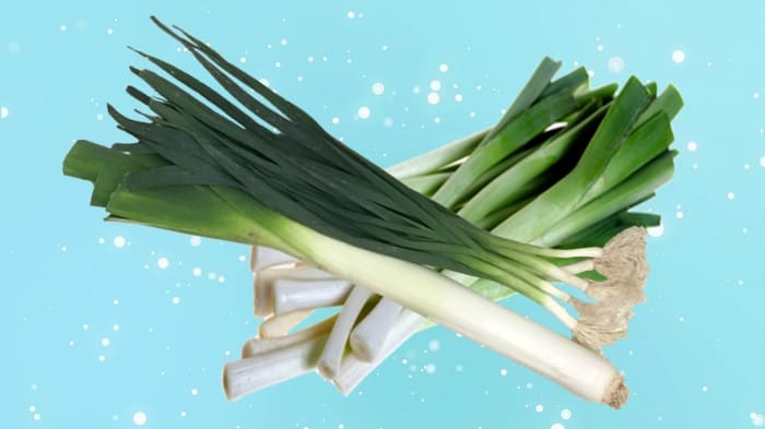 substitute for leeks