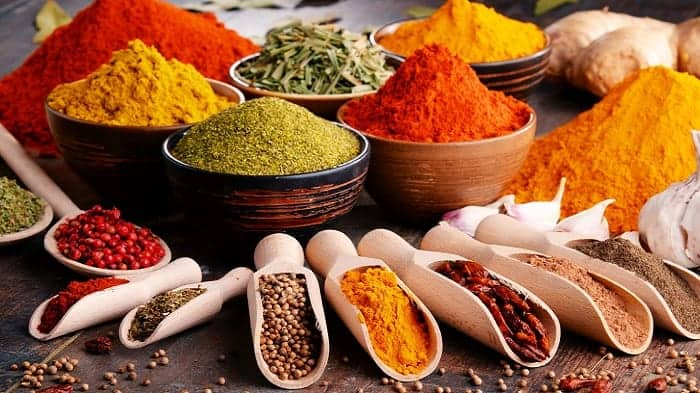 list of spice substitutes