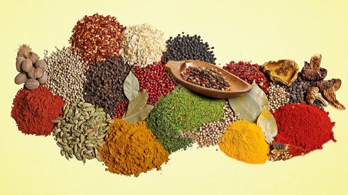 what are spices