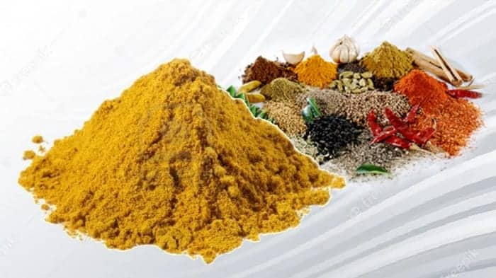 Substitutes For Curry Powder